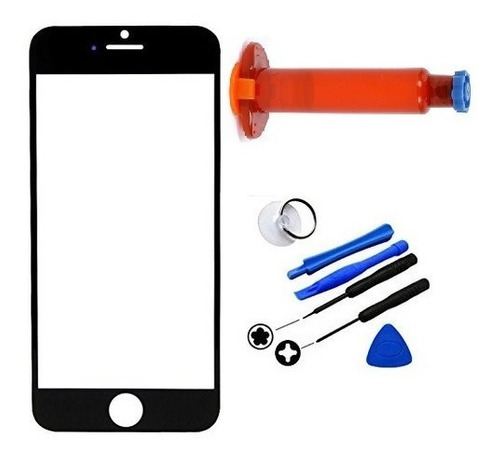 cambio de cristal pantalla iphone 7 plus original vidrio