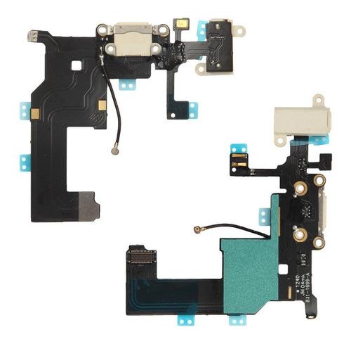 cambio de  de conector de carga iphone 5