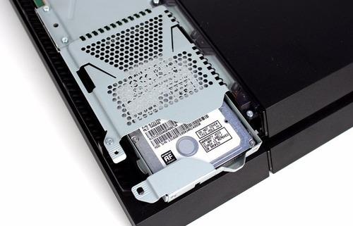 cambio de disco rigido e instalación de software ps4 1tb/2tb