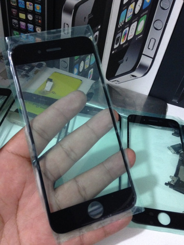 cambio de glass iphone 6 surco