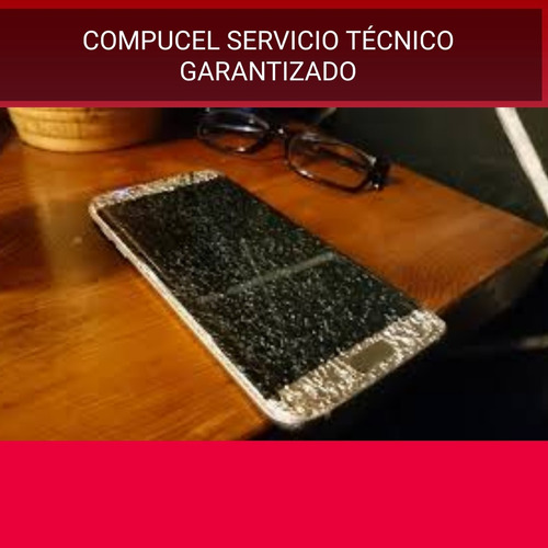 cambio de glass profesional de celulares