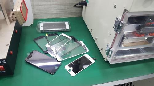 cambio de micas tactiles pantaiias y mas iphone ipad