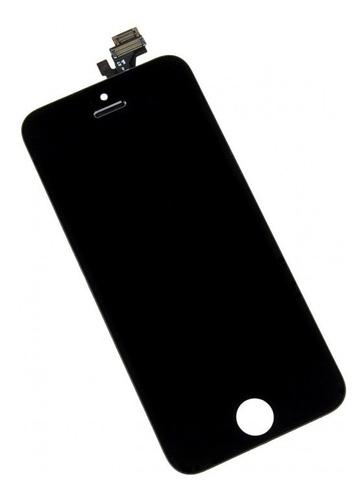 cambio de pantalla display iphone 5 colocado!! promo