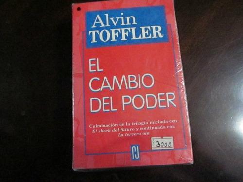 cambio de poder - alvin toffler