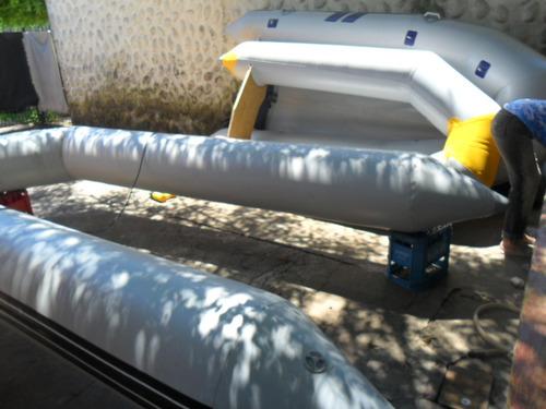 cambio de tubos  de  semirrigidos