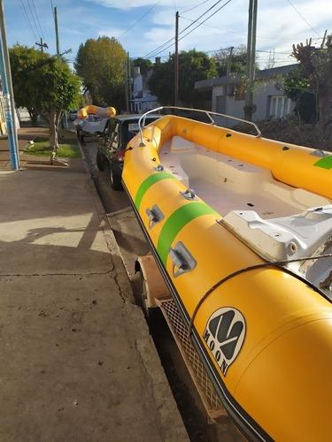 cambio de tubos pontones en semirrigidos, gomones, balsas