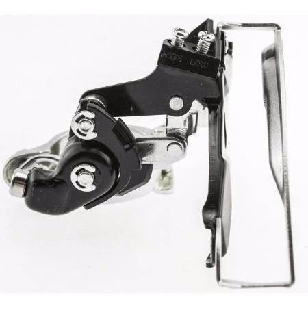 cambio dianteiro shimano tourney fd tx-51 dual 31,8mm