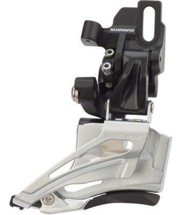 cambio dianterio deore 2x10 shimano