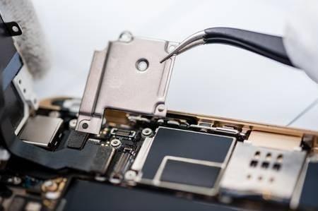 cambio display iphone 7 6 5