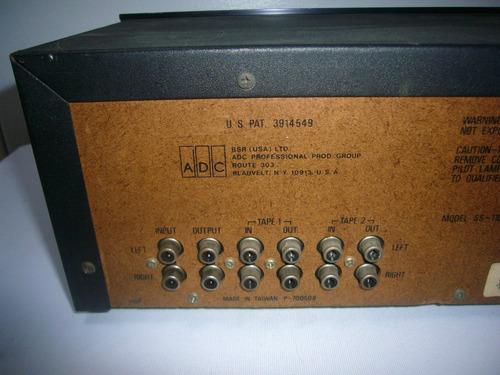 cambio ecualizador adc one ten-ic de 10 bandas