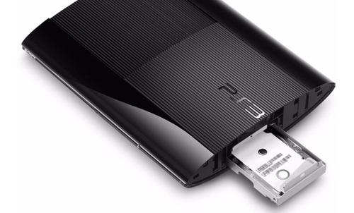 cambio hd disco rigido playstation 3 ps3 fat slim super slim
