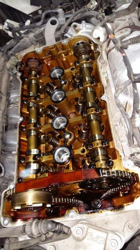 cambio junta tapa de cilindros taller mecanico