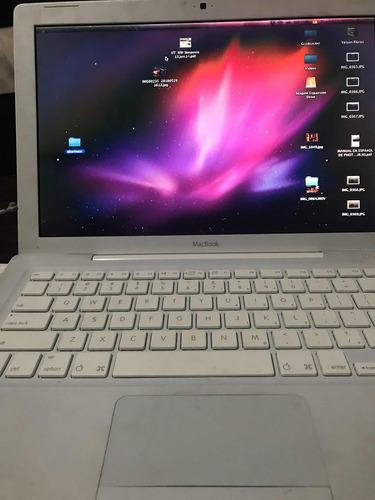 cambio macbook 2007 por una más nueva, pago diferencia