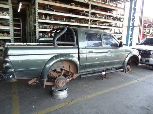 cambio manual 4x4 l200 triton 2012 3.2
