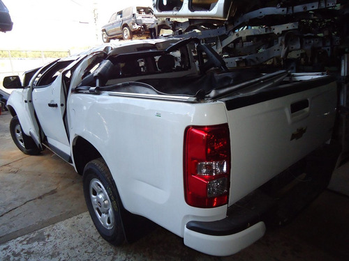 cambio manual gm s10 2.4 4x2 flex 2015/2015