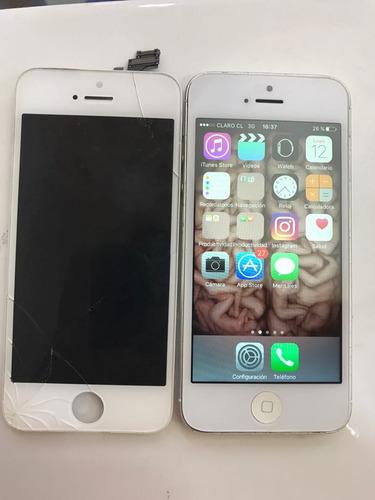 cambio pantalla iphone todos los modelos a domicilio