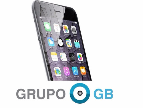 cambio pantalla lcd tactil vidrio touch iphone 6s + plus