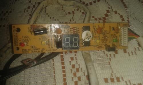 cambio placa de aire split de 12 mil btu  por telefono