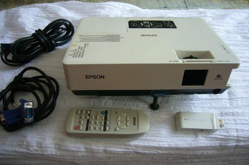 cambio proyector epson powerlite 1705c wifi
