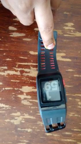 cambio reloj nike para runners por ipod