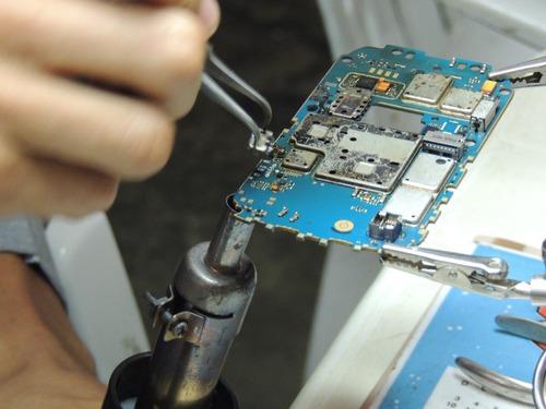 cambio reparación de pin de carga samsung j3 j5 j7 2015 24hs