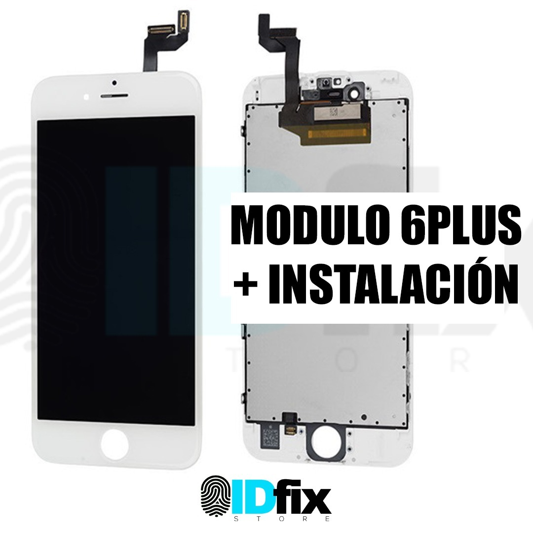 26c882107f9 Cambio Reparación Pantalla Display iPhone 6 Plus - $ 2.999,00 en ...