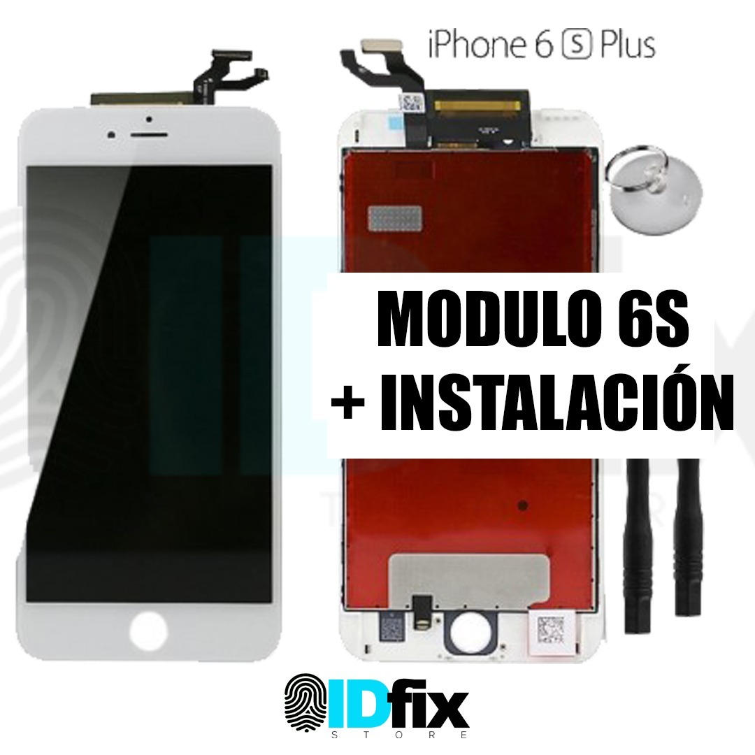 135624c178d Cambio Reparación Pantalla Display iPhone 6s - $ 2.999,00 en Mercado ...