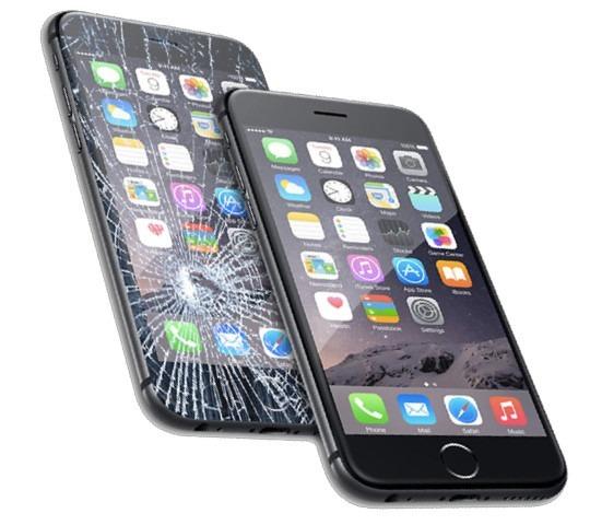 7503085cdeb Cambio Reparación Pantalla Modulo Display iPhone 6s Plus - $ 3.500 ...
