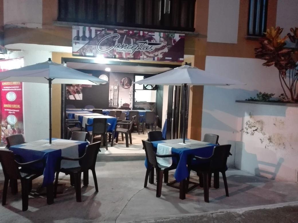 cambio restaurant por carro
