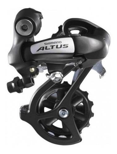 cambio shimano rd m310 altus negro  / bikefactory.cl