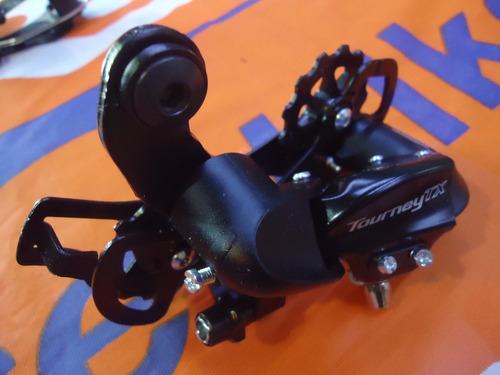cambio shimano tourney rd-tx800 - racer bikes