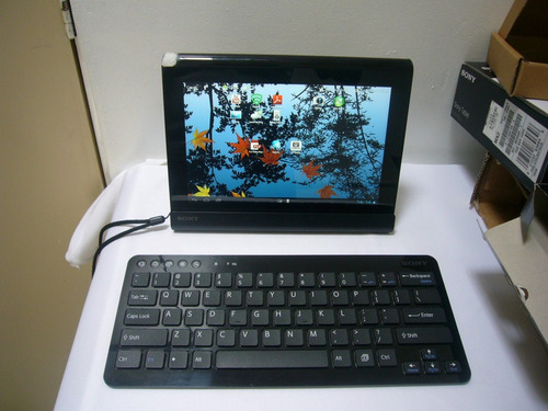 cambio tablet sony 16g wifi teclado funda base eliminador
