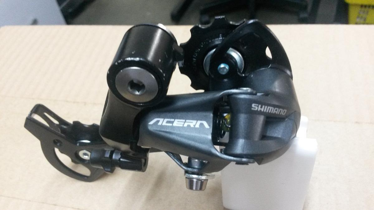 fc575912ec0 cambio traseiro shimano acera (m390) 9v/ nãoé sram, alivio. Carregando zoom.
