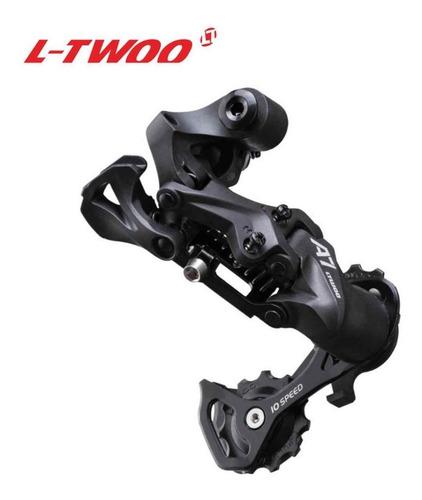 cambio trasero p/ bicicleta ltwoo a7 10 vel