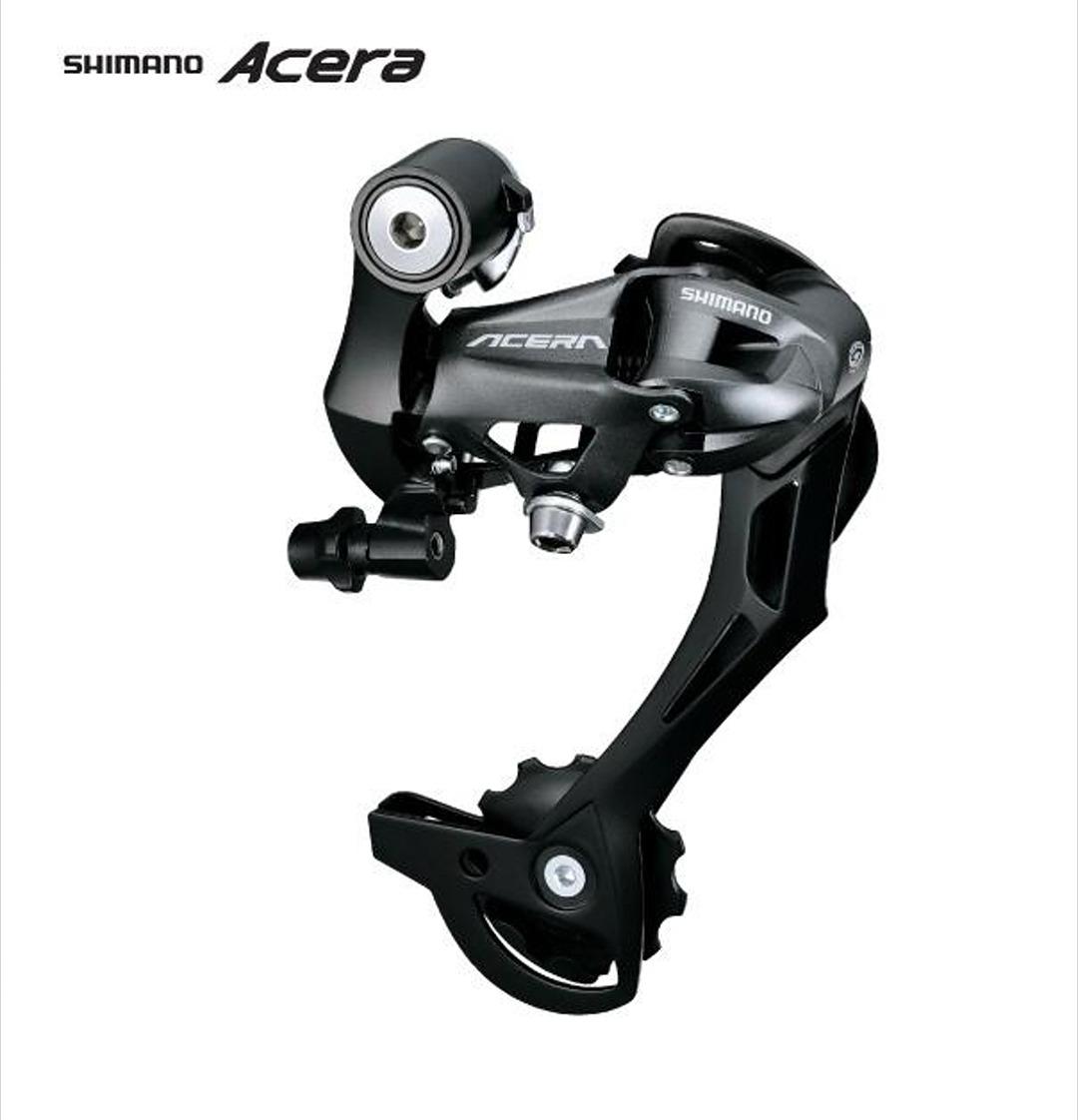c1abf92f488 Cambio Trasero Shimano Acera Rd-m390 9 Velocidades (8/9 Vel ...
