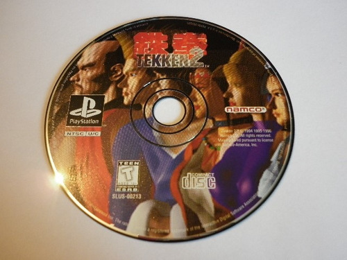 cambio-vendo tekken 2 para play station