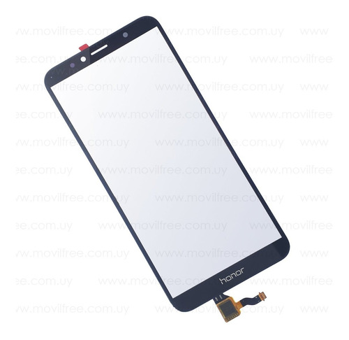 cambio vidrio táctil touch honor 7a  movilfree