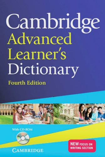 cambridge advanced learner's dictionary 4th ed - with cd