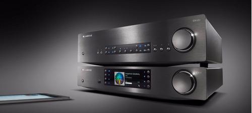cambridge audio cxa80 - amplificador integrado de 80w rms -