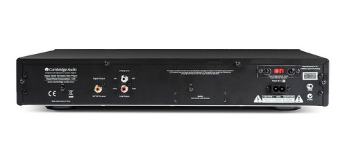 cambridge audio topaz reproductor de cd premium