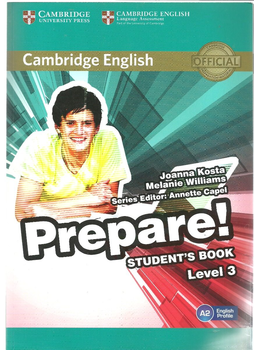 English Book Level 3