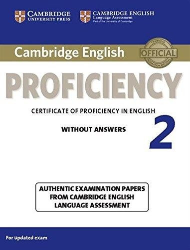 cambridge english proficiency 2 - without answers