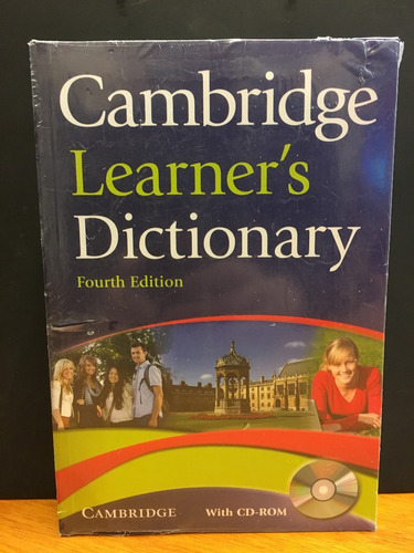 cambridge learner s dictionary 4th/ed with cd rom