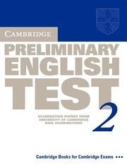 cambridge preliminary english test 2 - rincon 9