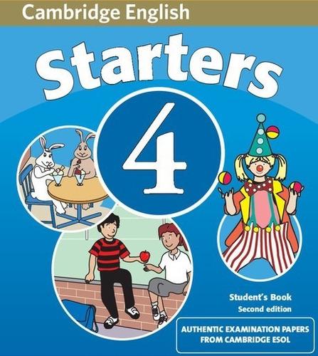 cambridge starters 4 - student s book