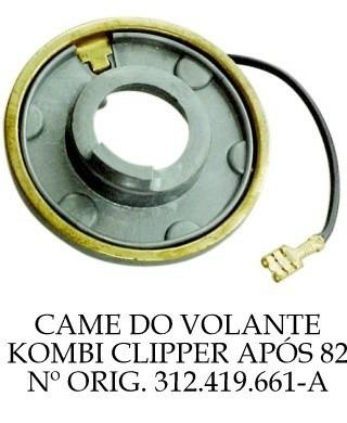 came kombi clipper após 82 cpca1316