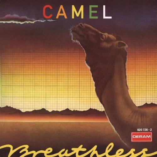 camel - breathless (1978) decca records