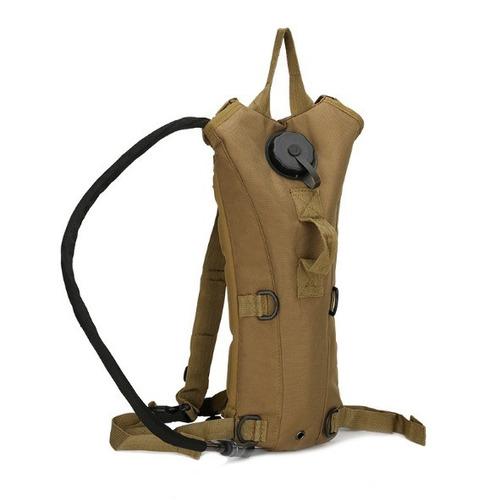 camelbak mochila tática hidratação 2,5 litros refil água