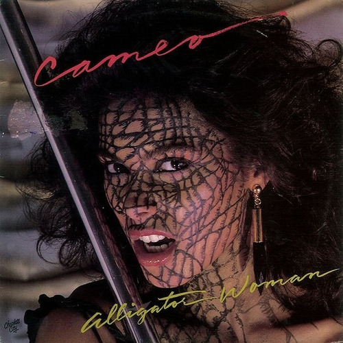 cameo alligator woman vinilo lp 2da mano