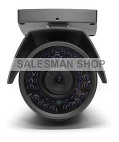 Camera Profissional Sony Ccd 1/3 Varifocal 2 8-12mm Infra